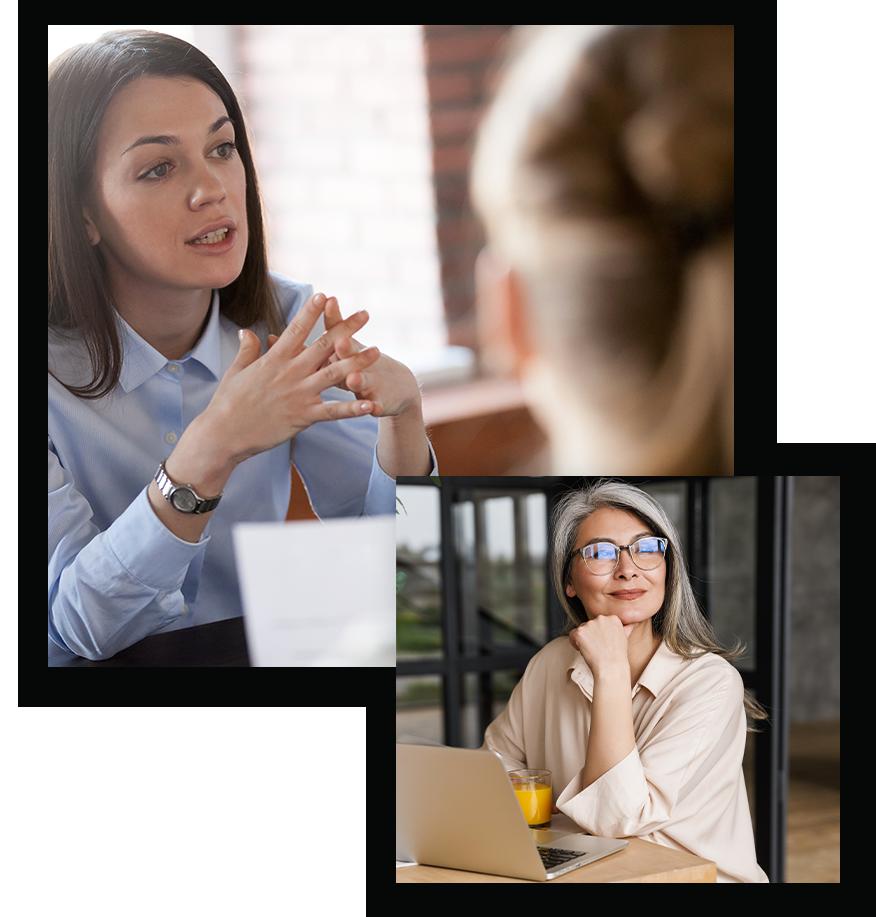 L'ACCOMPAGNER le leadership des femme